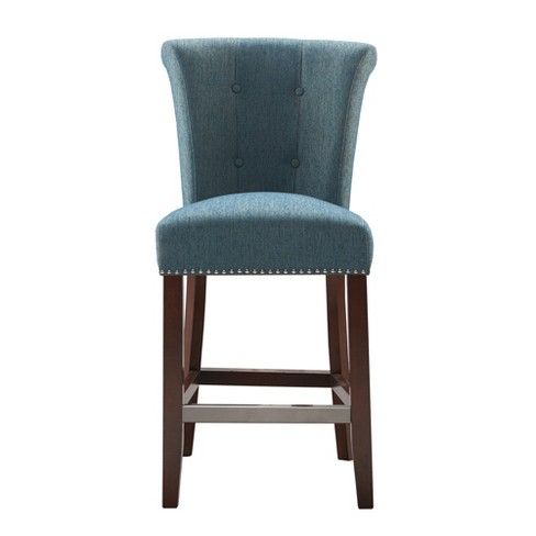 Amazing 25 5 Lorsted Counter Stool Blue Machost Co Dining Chair Design Ideas Machostcouk