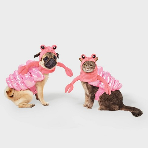 Hermit Crab Halloween Dog and Cat Costume - Hyde & EEK! Boutique™ - image 1 of 1