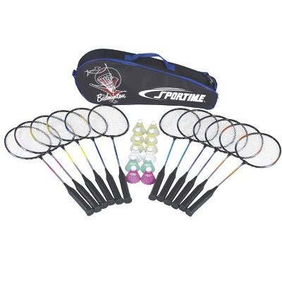 Sportime Complete Sport Badminton Kit, 25 pc