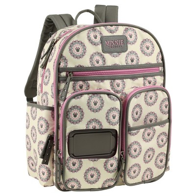 Disney Minnie Mouse Diaper Bag - Pink