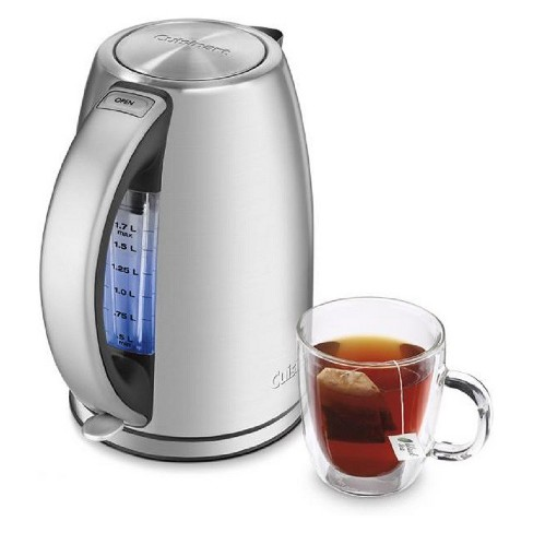 Cuisinart Cordless Electric Kettle - Stainless Steel JK-17 - image 1 of 4