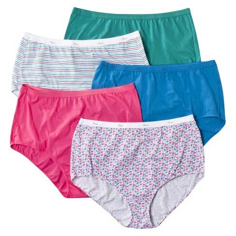 c201507b5315f Hanes® Women s 5pk Cotton Briefs Panties   Target