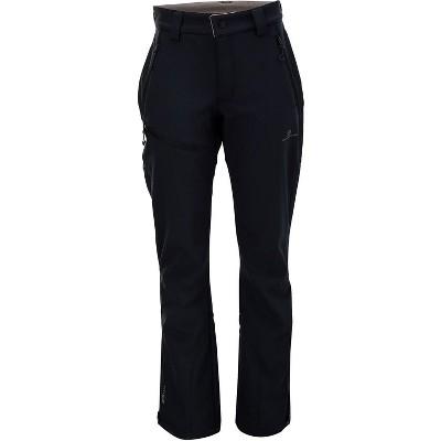 2117 Of Sweden Balebo Softshell XC Ski Pants Womens Sz 38 Black