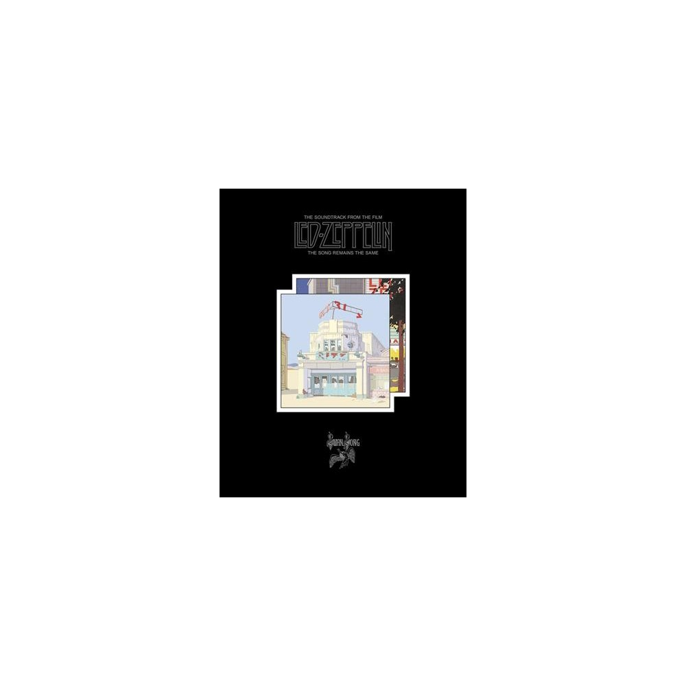 Led Zeppelin - Song Remains The Same (Audio Only) (Blu-ray)