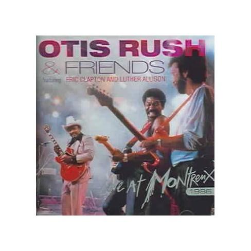 Otis Rush - Live At Montreux 1986 (CD) - image 1 of 1