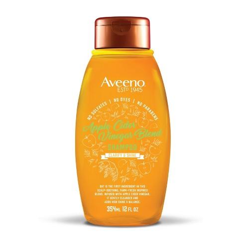 Aveeno Apple Cider Vinegar Blend Shampoo - 12 fl oz - image 1 of 4