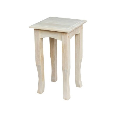 Tea Table Unfinished - International Concepts