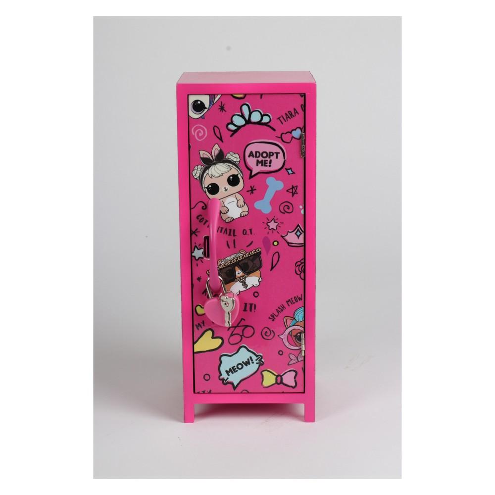 L.O.L. Surprise! Storage Locker Pink