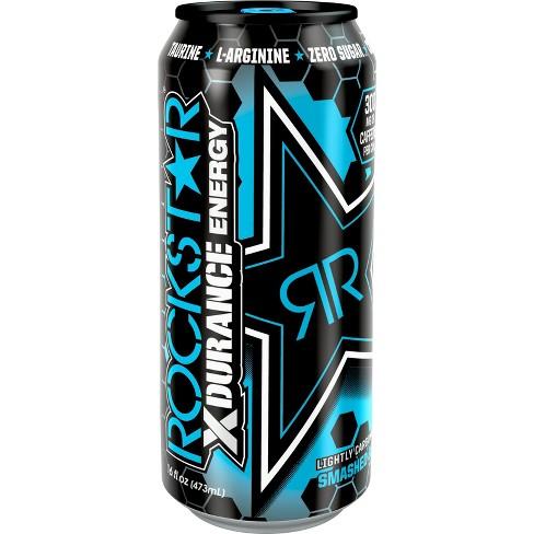 Rockstar Xdurance Smashed Blue - 16 fl oz Can - image 1 of 2
