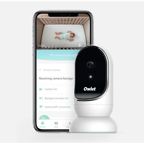 Owlet Digital Video Monitor White - image 1 of 5