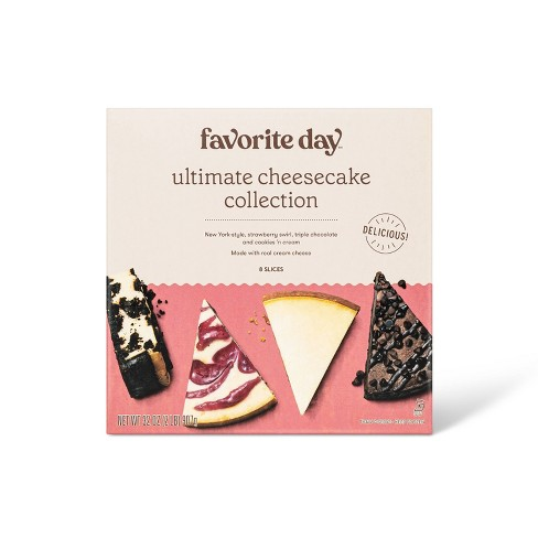 Frozen Ultimate Cheesecake Collection - 32oz - Favorite Day™ - image 1 of 2