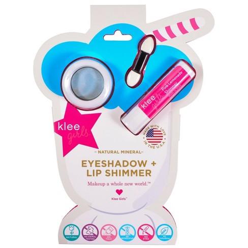 Klee Naturals Eyeshadow & Lip Shimmer Makeup Kit
