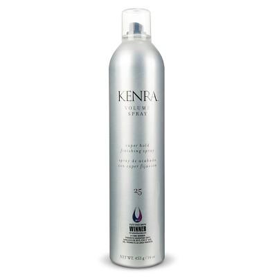Kenra Super Hold Finishing Spray Volume Spray - 16 fl oz