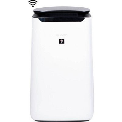 Sharp 502 sq ft. HEPA Filter Air Purifier with WiFi
