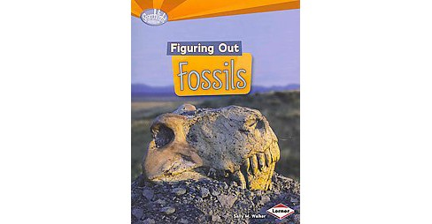 Figuring Out Fossils (Paperback) (Sally M. Walker) - image 1 of 1