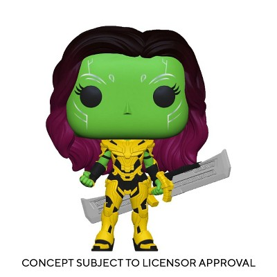 Funko POP! Marvel: What If...? - Gamora with Blade of Thanos