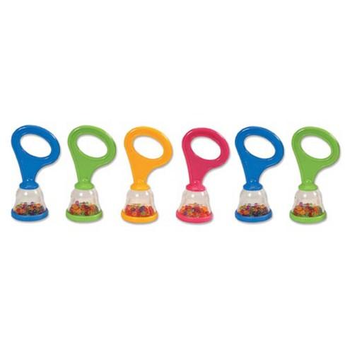Edushape Ltd Baby Mini Maracas  - Set of 6 - image 1 of 3