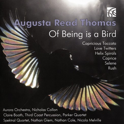 Parker quartet - Thomas:Of being is a bird (CD) - image 1 of 1
