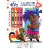 Vivo Coloring Book with Crayons - image 2 of 3