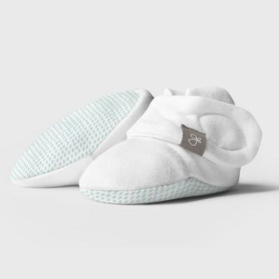 Goumi Baby Organic Cotton Drops Boots – Aqua 0-3M