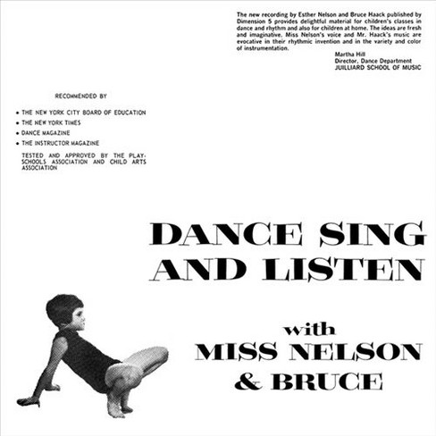 Miss nelson - Dance sing and listen (Vinyl) - image 1 of 1