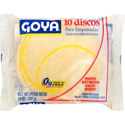 Goya Frozen Disco Dough - 14oz - image 1 of 2