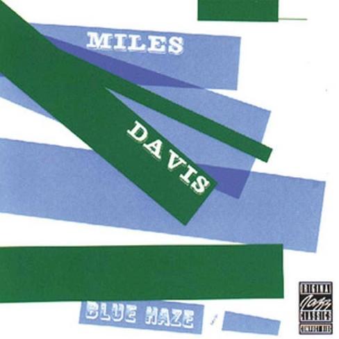 Miles Davis - Blue Haze (Vinyl) - image 1 of 1