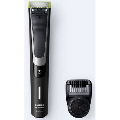 Philips Norelco OneBlade Pro Rechargeable Men's Electric Shaver/Trimmer - QP6510/70