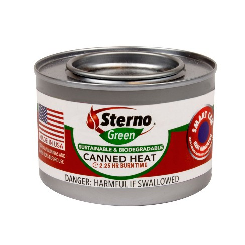 Sterno Canned Heat Ethanol Gel Chafing Fuel - 6.1oz - image 1 of 1