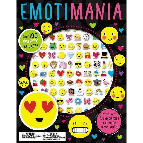 Emotimania Puffy Sticker 10/15/2017 - image 1 of 1