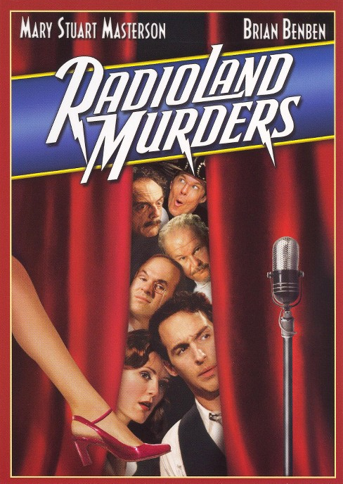 Radioland Murders (DVD) - image 1 of 1