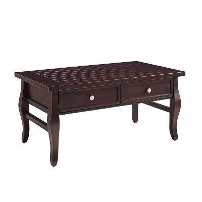 Rio Grande 2 Drawer Coffee Table - Linon