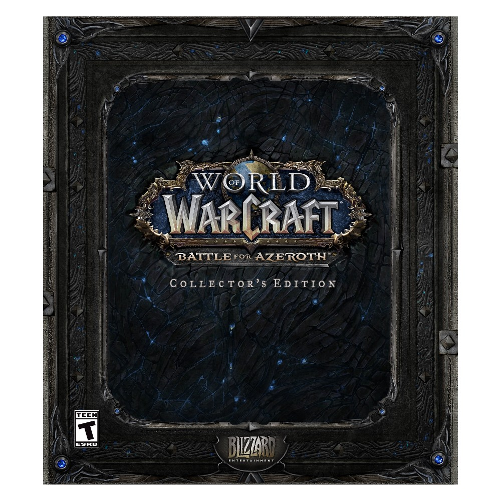 World of Warcraft: Battle for Azeroth Collector's Edition - PC Game