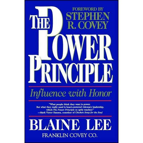 The Power Principle - by  Blaine Lee (Paperback) - image 1 of 1
