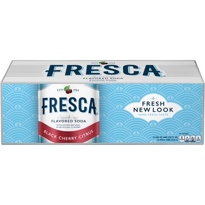 Soft Drinks: Fresca