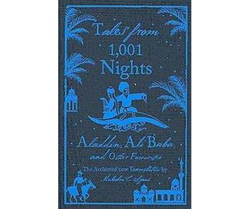 Tales from 1,001 Nights (Abridged) (Hardcover) - image 1 of 1