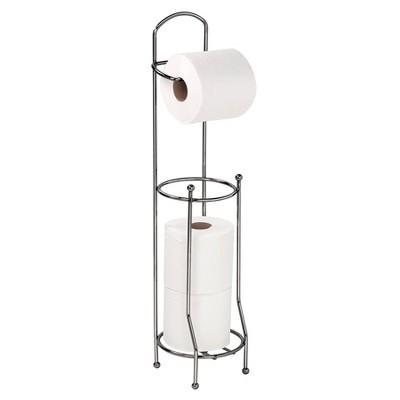 Toilet Paper Holder & Dispenser - Bath Bliss