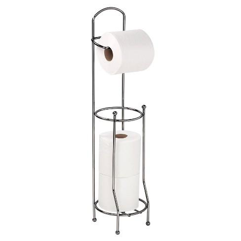 Toilet Paper Holder and Dispenser - Bath Bliss - image 1 of 4
