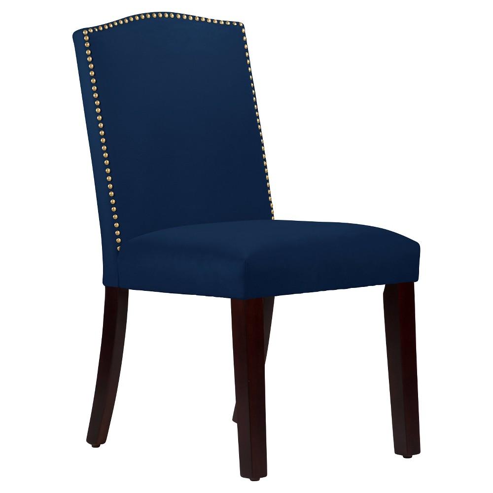 Skyline Furniture Dining Chair Blue - Skyline Furniture