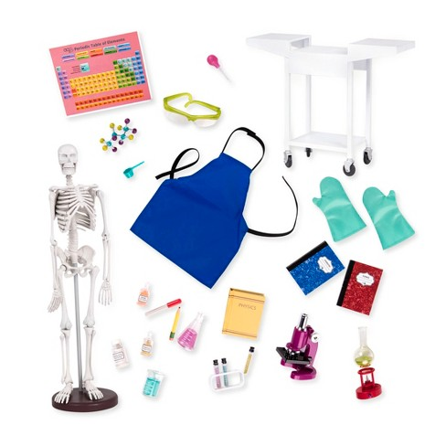 "Our Generation Schoolroom Science Lab for 18"" Dolls - image 1 of 4"