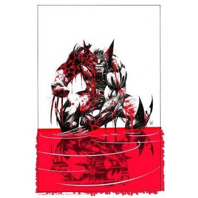 Wolverine: Black, White & Blood Treasury Edition - by  Gerry Duggan & Declan Shalvey & Matthew Rosenberg (Paperback)