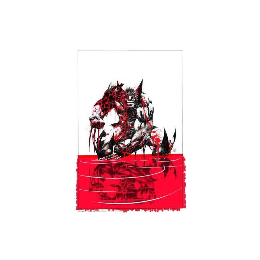 Wolverine Black White Blood Treasury Edition By Gerry Duggan Declan Shalvey Matthew Rosenberg Paperback