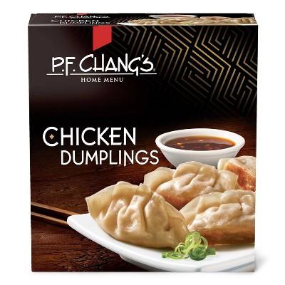 P.F Changs Frozen Signature Chicken Dumplings - 8.2oz