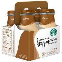 20-PK Starbucks Frappuccino Drink Glass Bottles 9.5oz + $10 GC