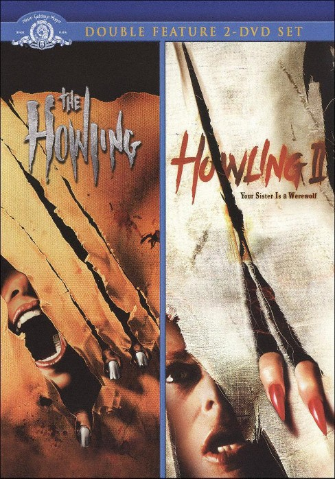 Howling/Howling 2 (DVD) - image 1 of 1