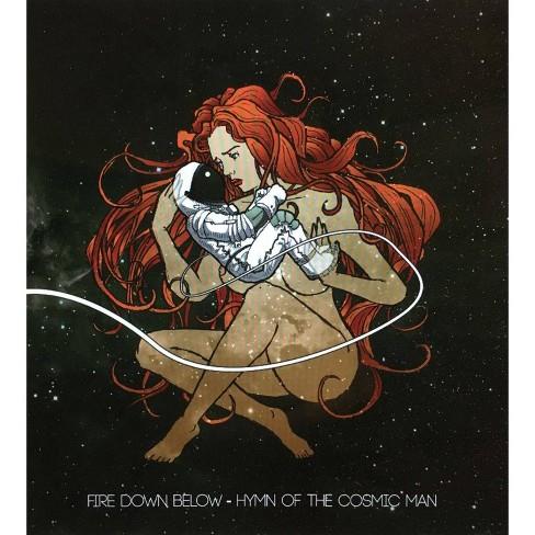 Fire Down Below - Hymn of the Cosmic Man (CD) - image 1 of 1