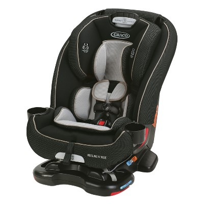 Graco Recline N' Ride 3-in-1 Car Seat With On the Go Recline Alpine