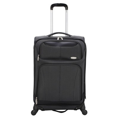 "Skyline 24"" Spinner Suitcase - Gray"