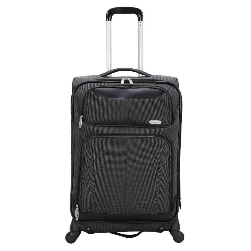 Skyline 24 34 Spinner Suitcase Gray