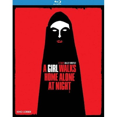 A Girl Walks Home Alone at Night (Blu-ray)(2019)
